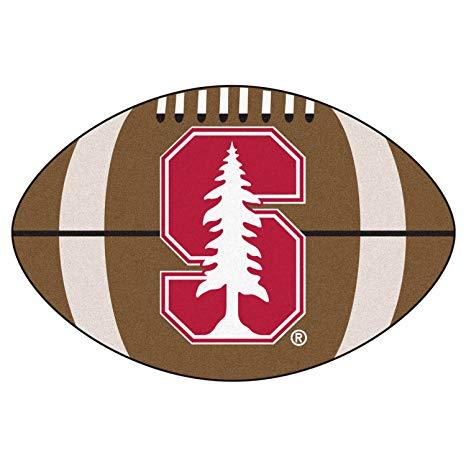 Amazon.com : Fanmats Sports Team Logo Design Stanford.
