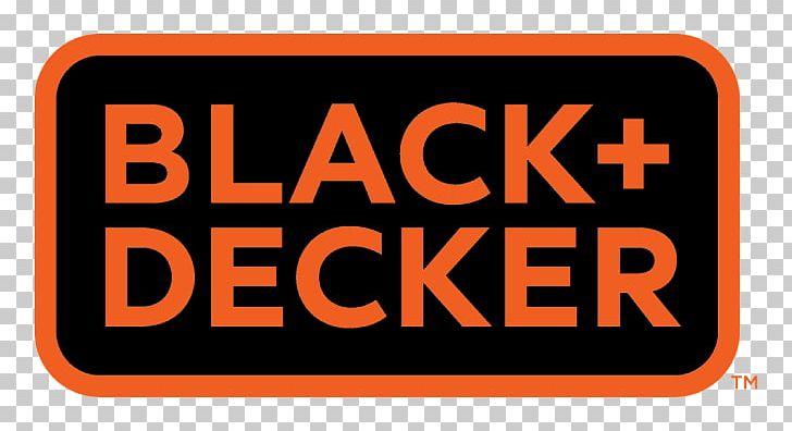 Stanley Black & Decker Logo Power Tool PNG, Clipart, Area.