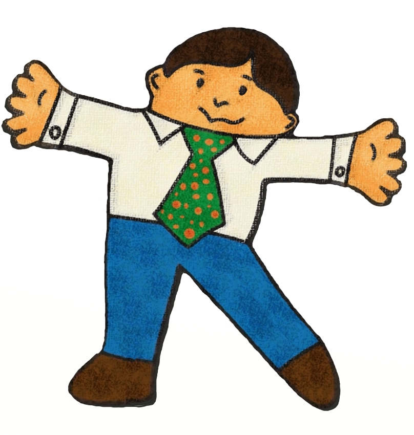The Original Flat Stanley Project.