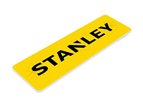 Tinworld Tin Sign Stanley Tools Auto Shop Store Metal Sign Decor Garage  Toolbox Cave B251.