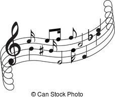 Music Stanza Clipart.