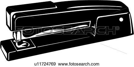 Stapler Clipart Royalty Free. 2,788 stapler clip art vector EPS.