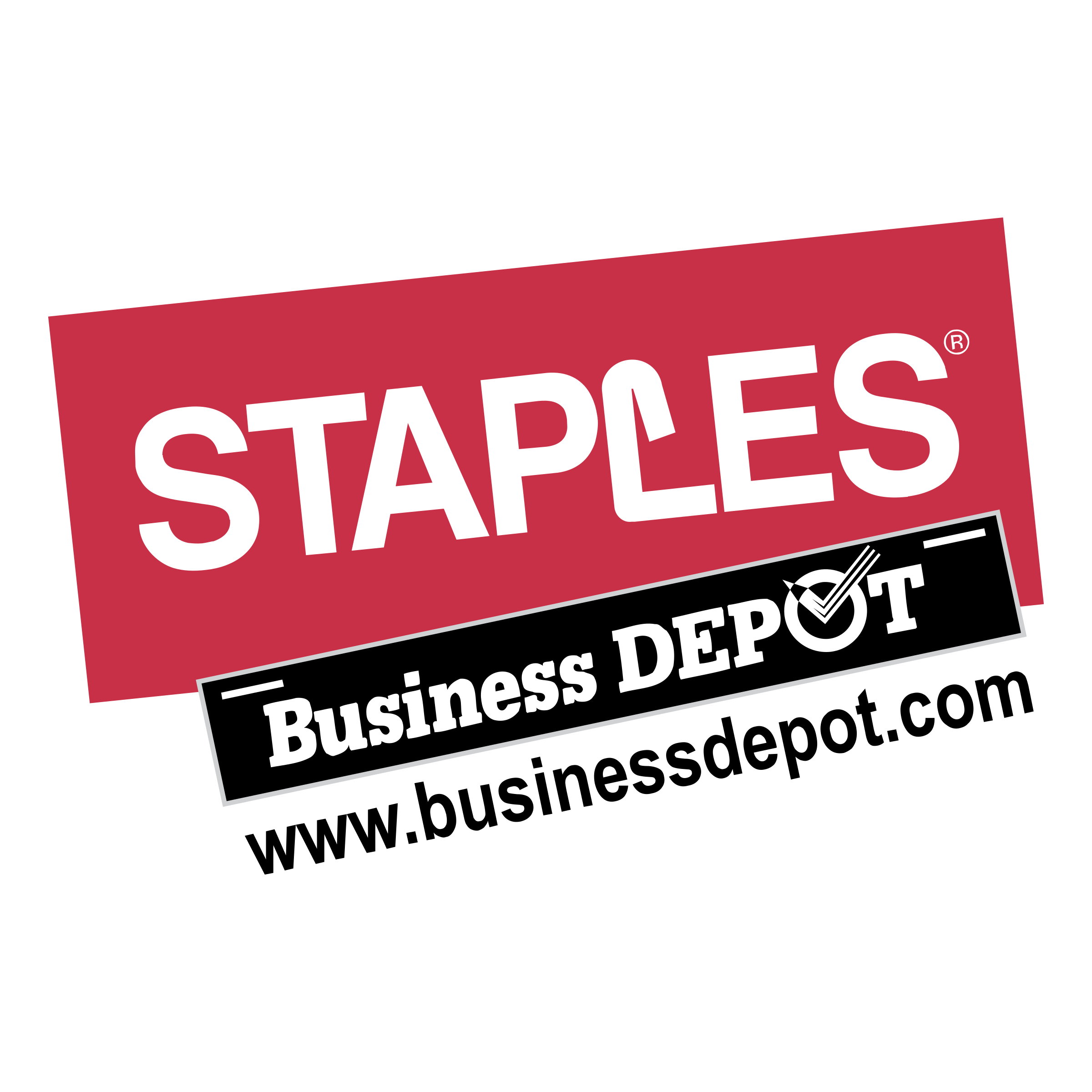 Staples Logo PNG Transparent & SVG Vector.