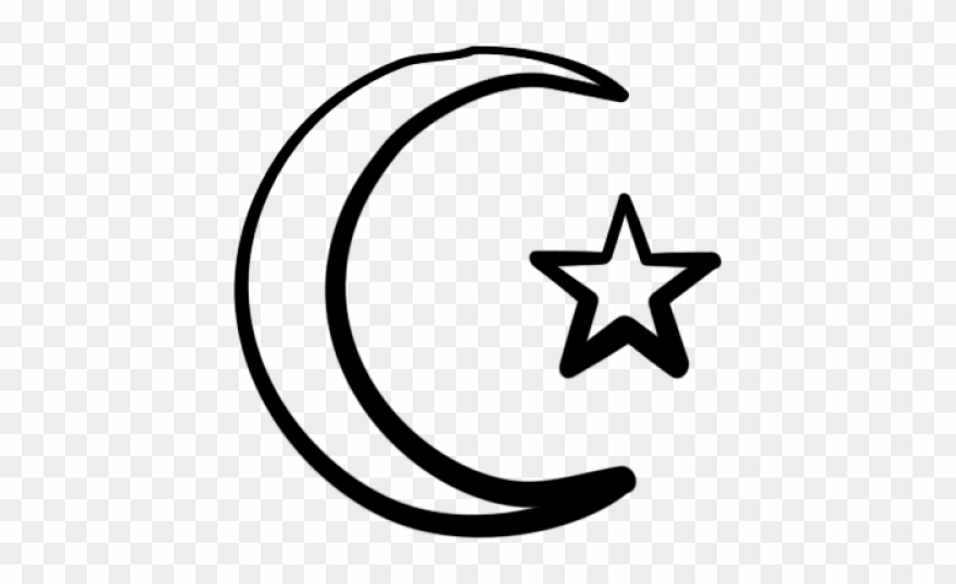 Crescent Clipart Crescent Moon Star.