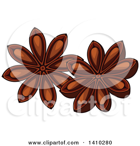 Clipart of a Culinary Herb Spice.