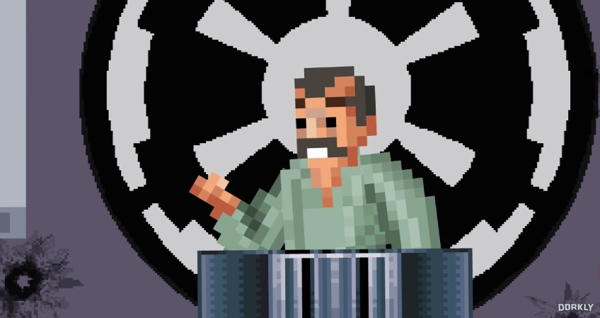The Death Star Architect Speaks Out.