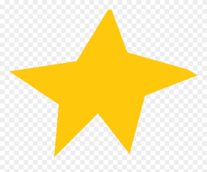 Badge Star Yellow Sheriff.