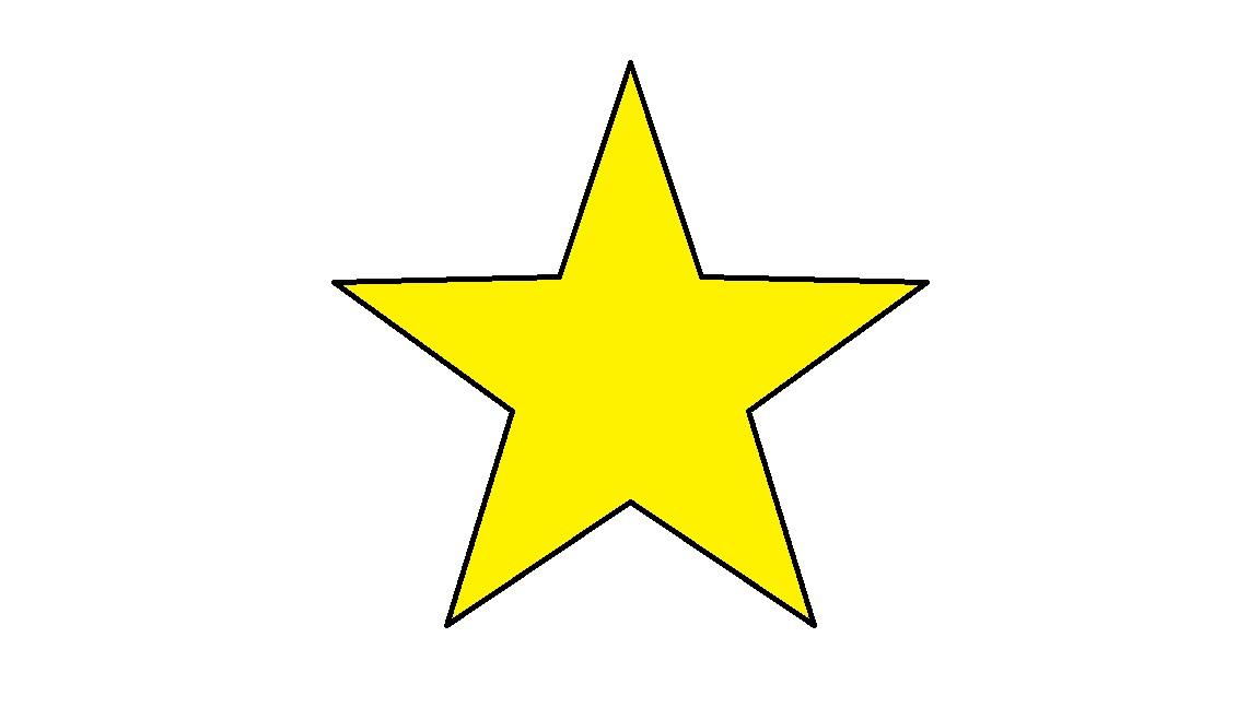 Star birth clipart #1