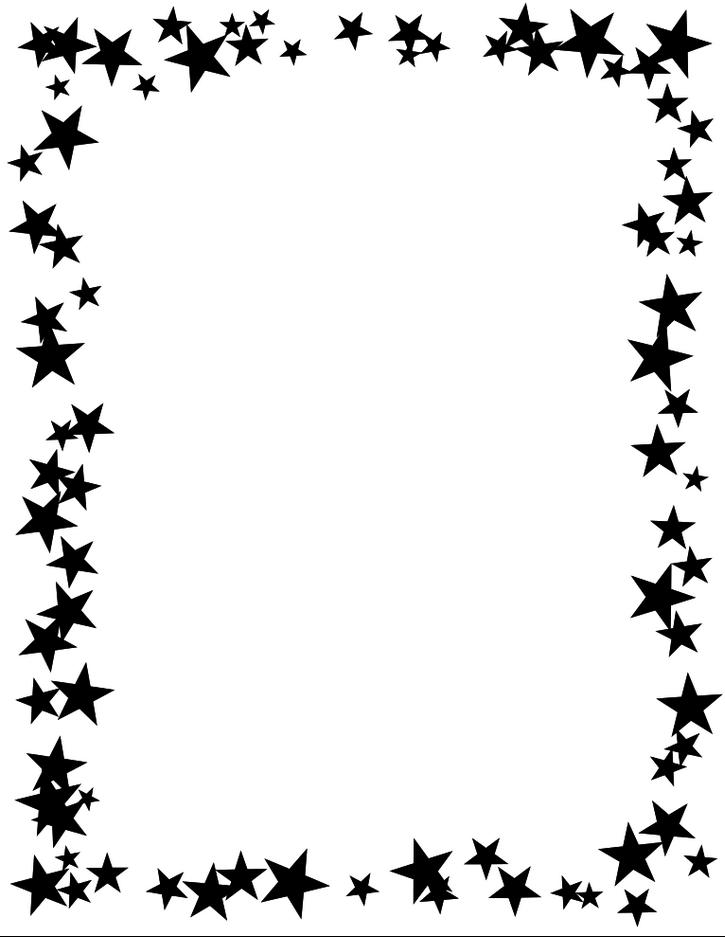 Best Star Border Clipart #27839.