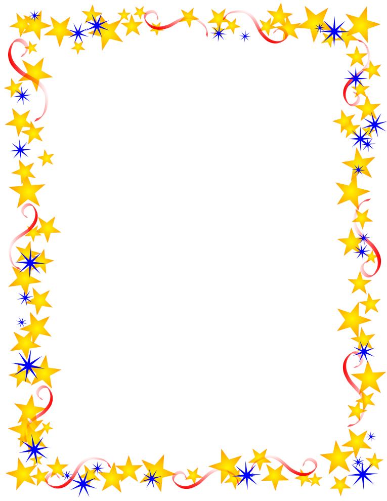 Free Star Border, Download Free Clip Art, Free Clip Art on.