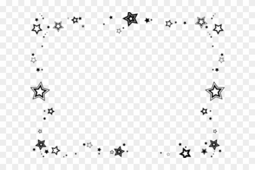 Star Border Clipart, HD Png Download.