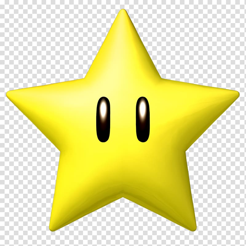 Super Mario star character, Super Mario Bros.: The Lost.