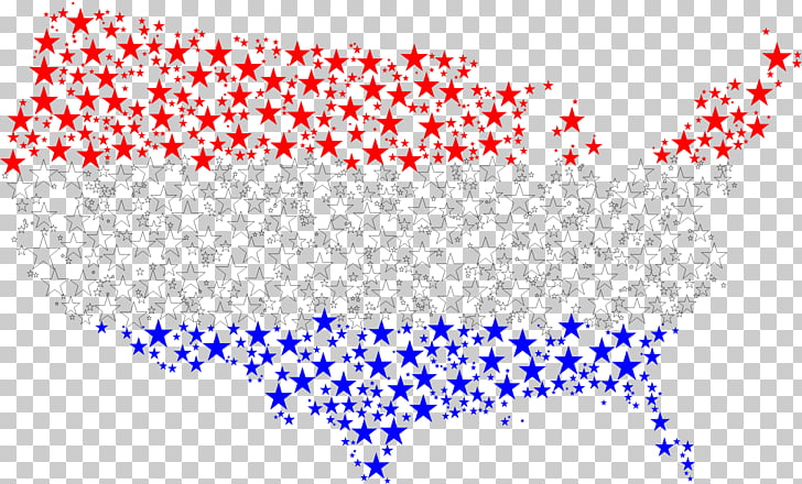 Flag of the United States World map Star chart, WHITE STARS.