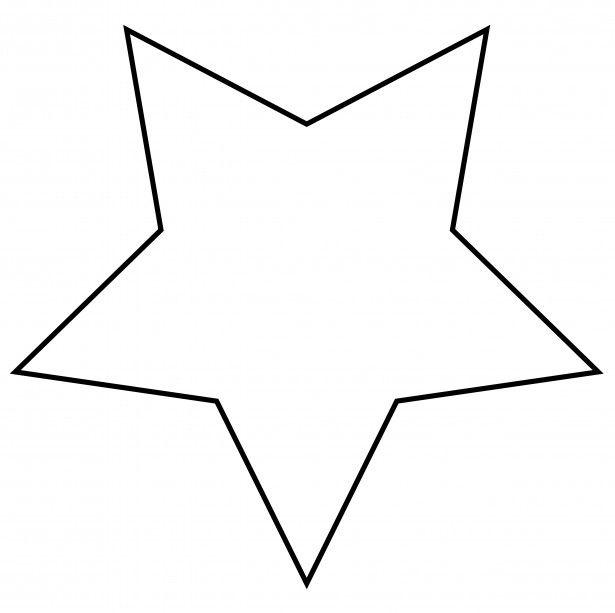 Also: fatter star. _ Star Clip Art.