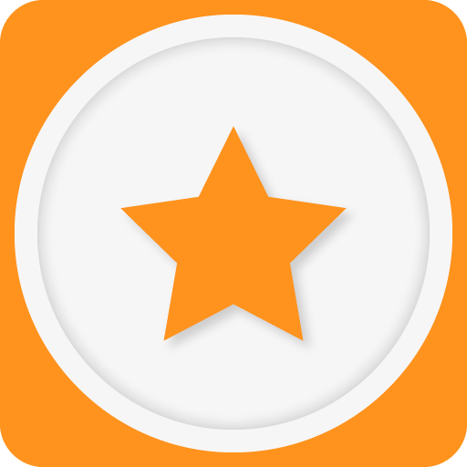 Showing post & media for Android star symbol.