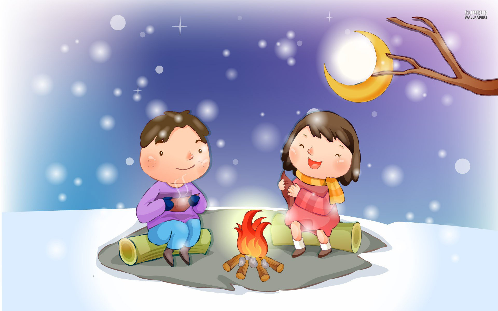 Winter clipart for android.