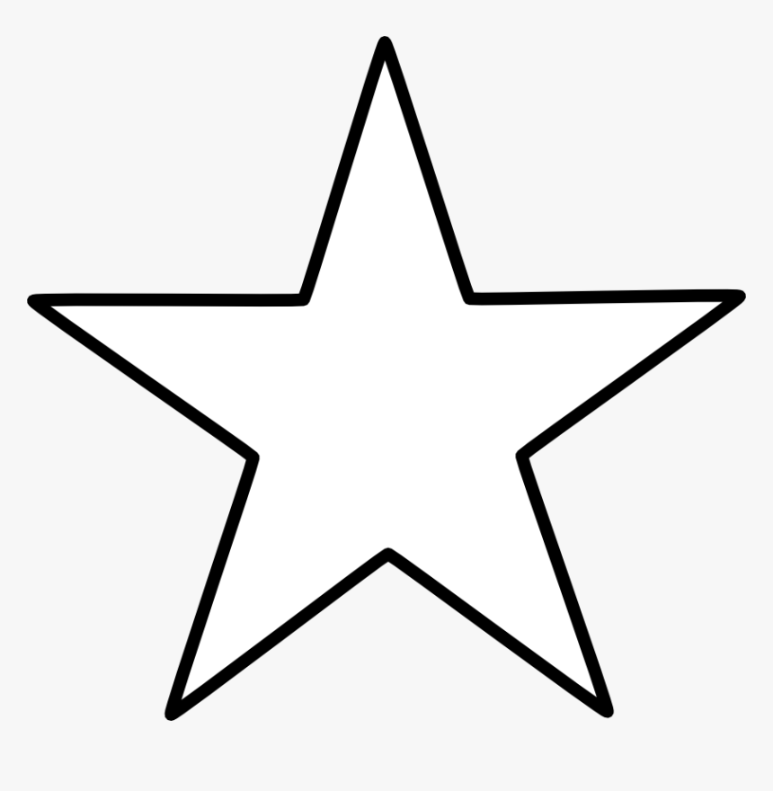 Image Of Black Star Clipart.