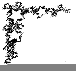Star Clipart And Borders.