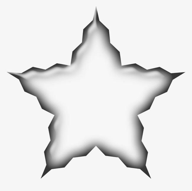 Star PNG, Clipart, Black, Black And White, Lovely, Star.