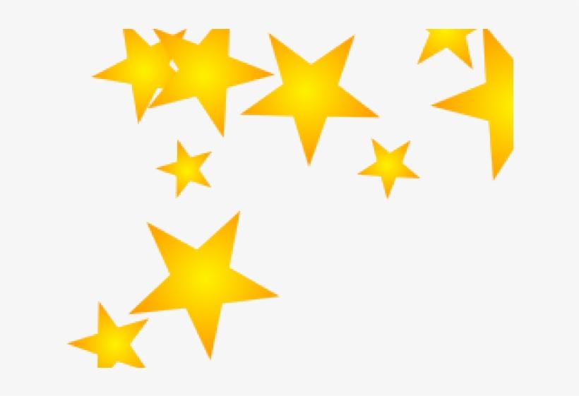 Star Border Clipart.