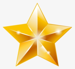 Gold Stars Clipart PNG Images, Transparent Gold Stars.