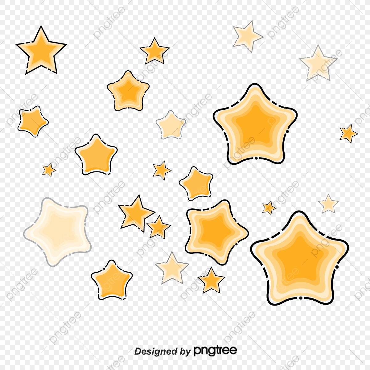 Star, Star Vector, Star Clipart PNG and Vector with.
