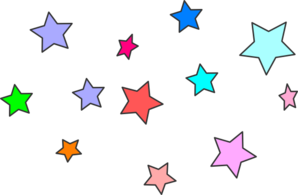 Star Cluster Clip Art at Clker.com.