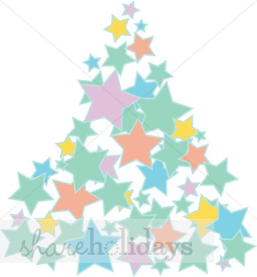 Tree cluster clipart.