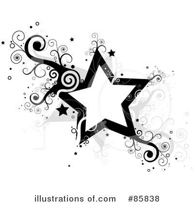 Star Designs Clipart.