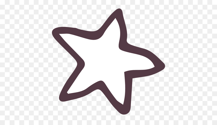Star Drawing png download.