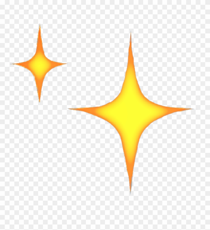 Star Emoji Transparent.