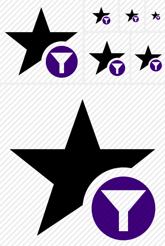 Star Icon. Symbol Duo. Professional Stock Icon and Free Sets.