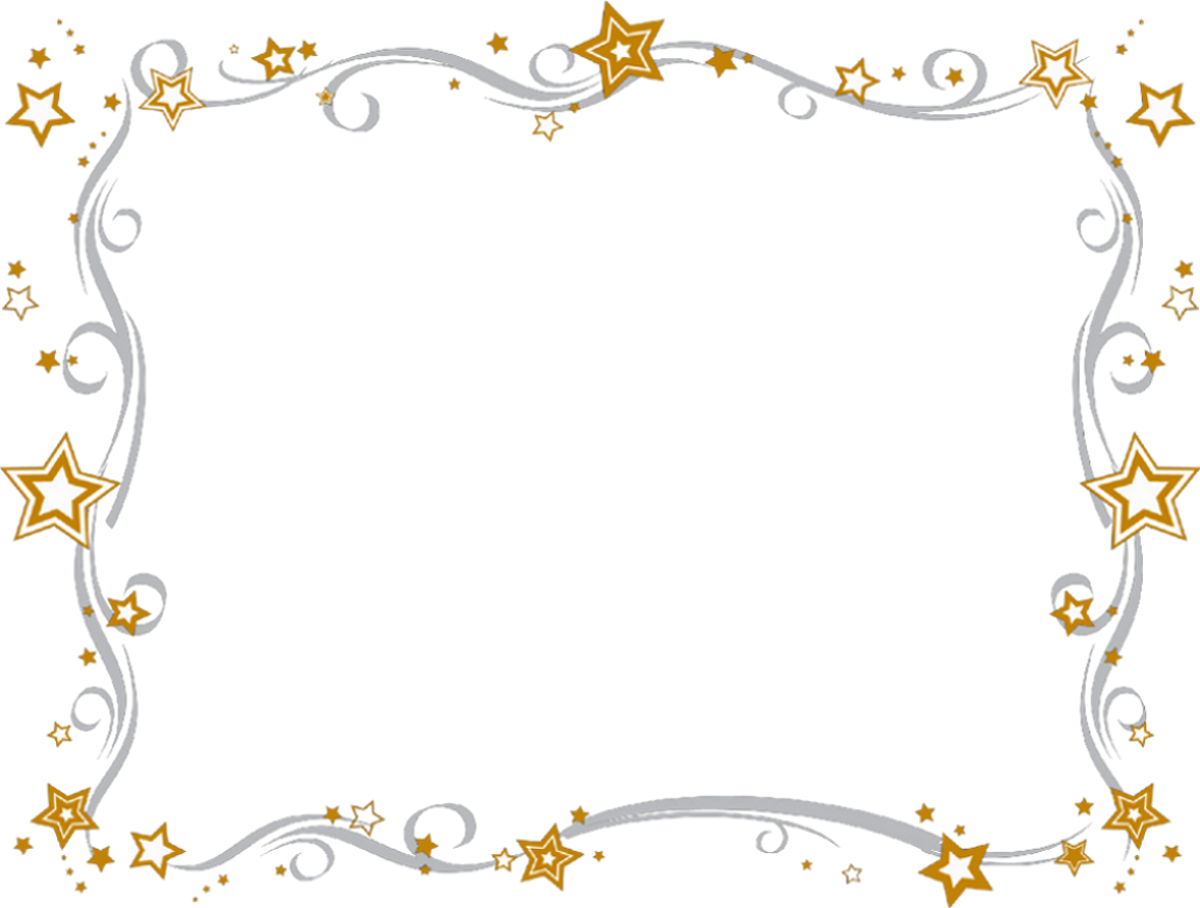 Flowery Border Free Images At Clker Com Vector Clip Art.