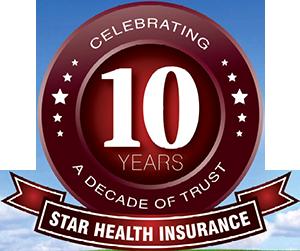 Star Health Insurance.