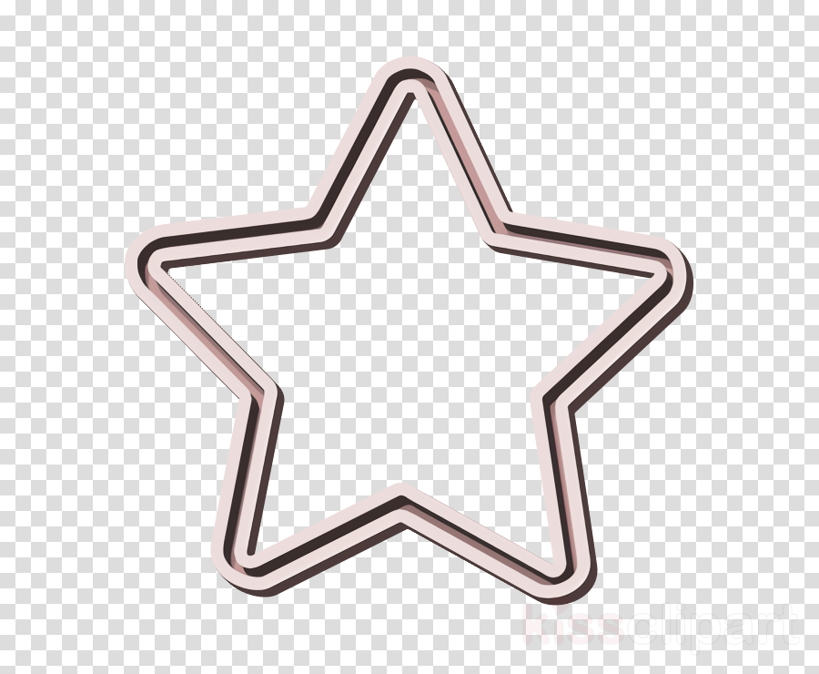 decoration icon holiday icon star icon clipart.