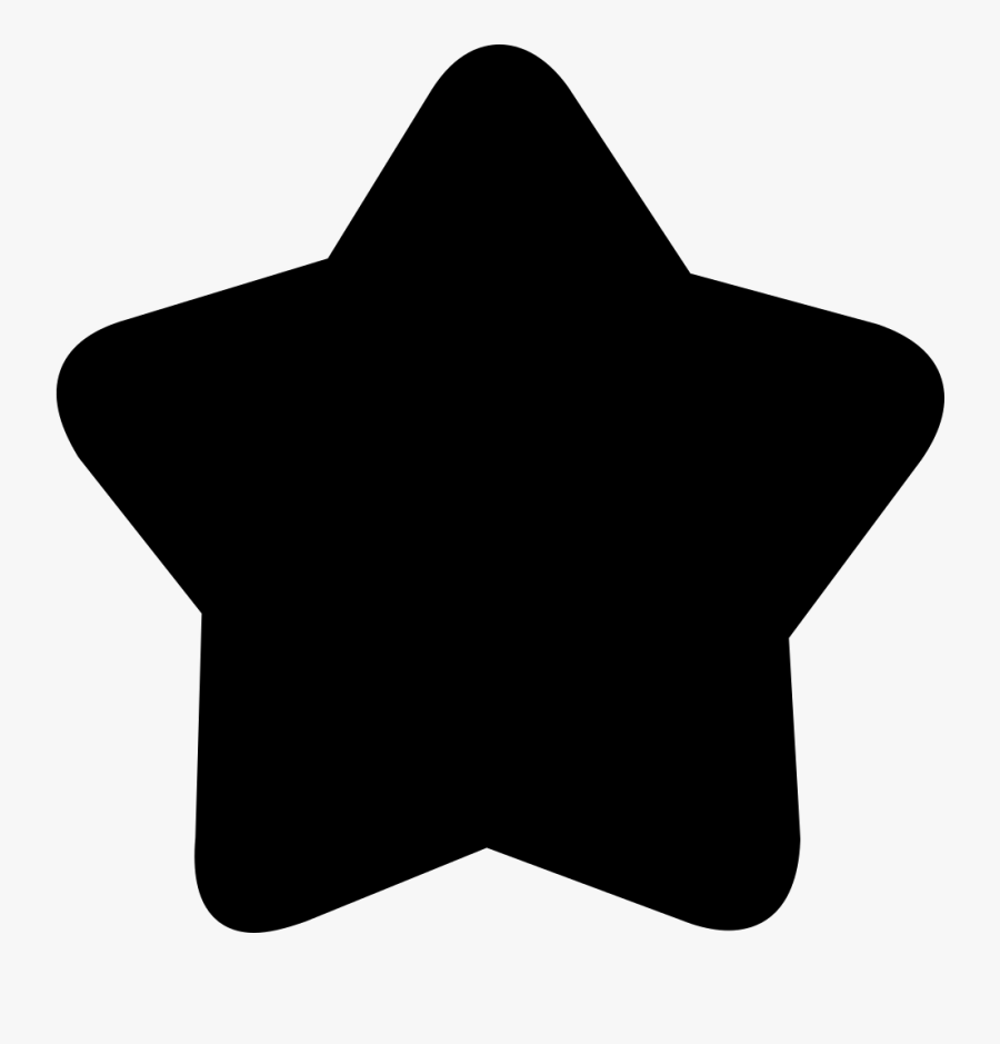 White Star Png Solid.