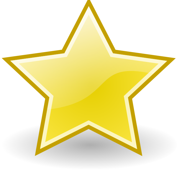 Library of star trophy jpg transparent png files.