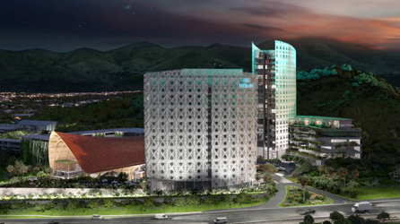 Hilton Signs with Star Mountain Plaza to Build Hilton Port.