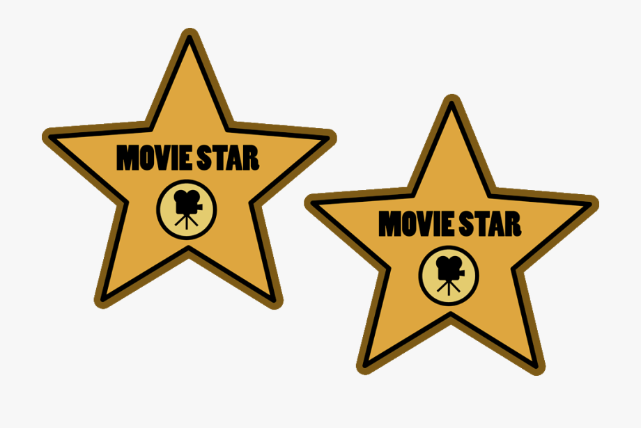 Free Library Star Clipart Movie.