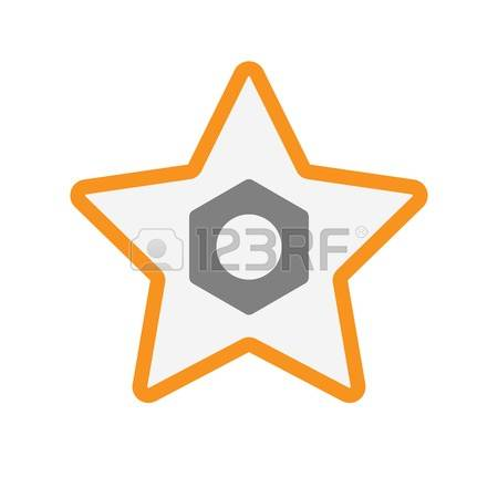 Star Nut Cliparts, Stock Vector And Royalty Free Star Nut.