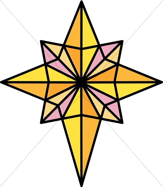 Christian Star Clipart, Christian Star Images.