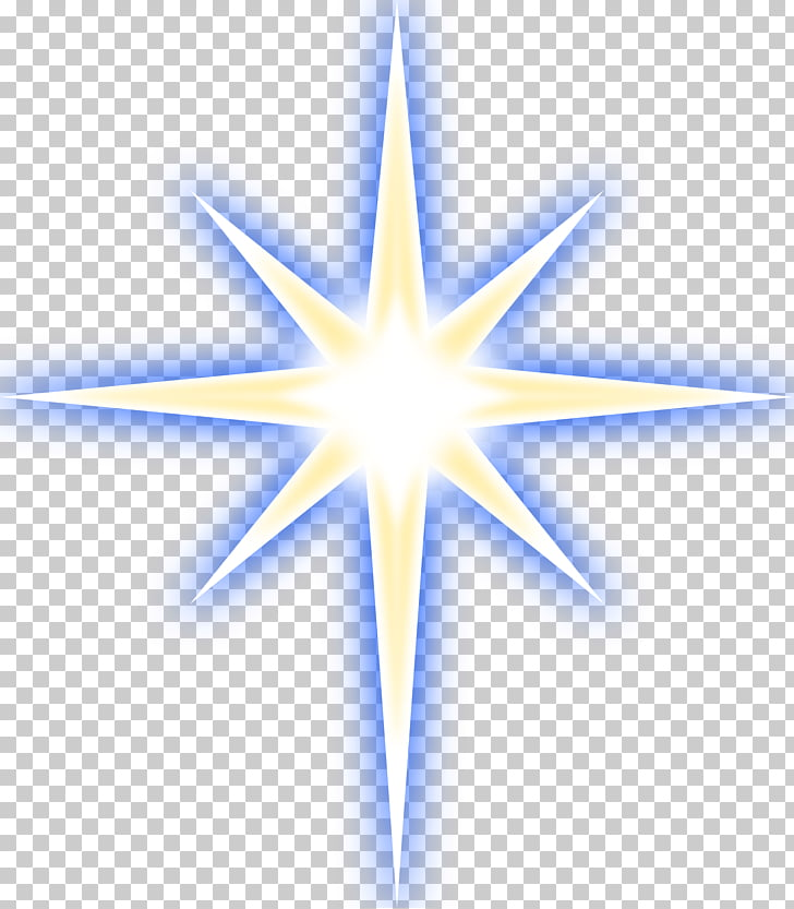 Star of Bethlehem Christmas , Star Ocean, yellow and white.