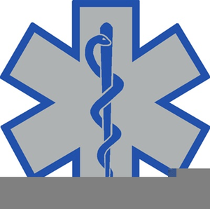 Clipart Ems Star Of Life.
