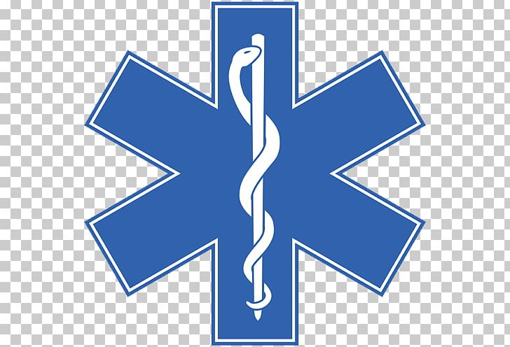 Star Of Life Emergency Medical Services Symbol PNG, Clipart.