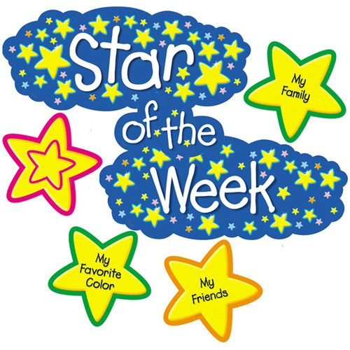 Star of the week clipart 3 » Clipart Portal.