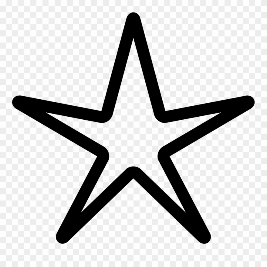 Star Svg Png Icon Free Download.