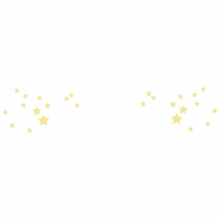 HD Star Overlay Png Transparent Background.