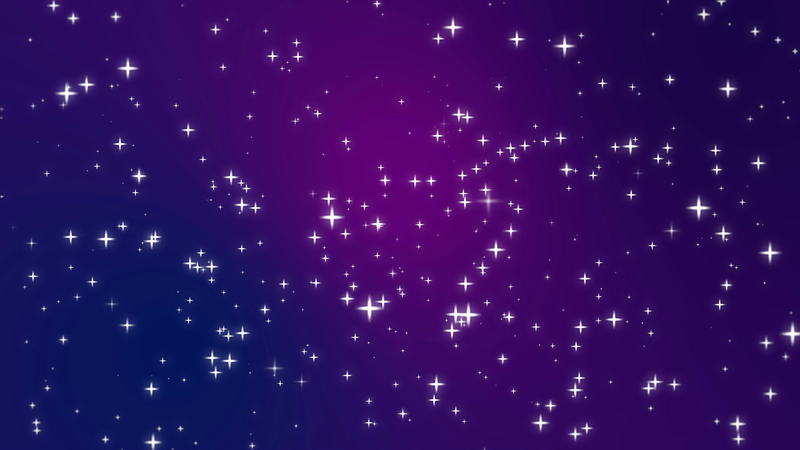 Download Free png Sparkly light star particles.