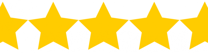 5 Star Rating Png 7 Vector, Clipart, PSD.
