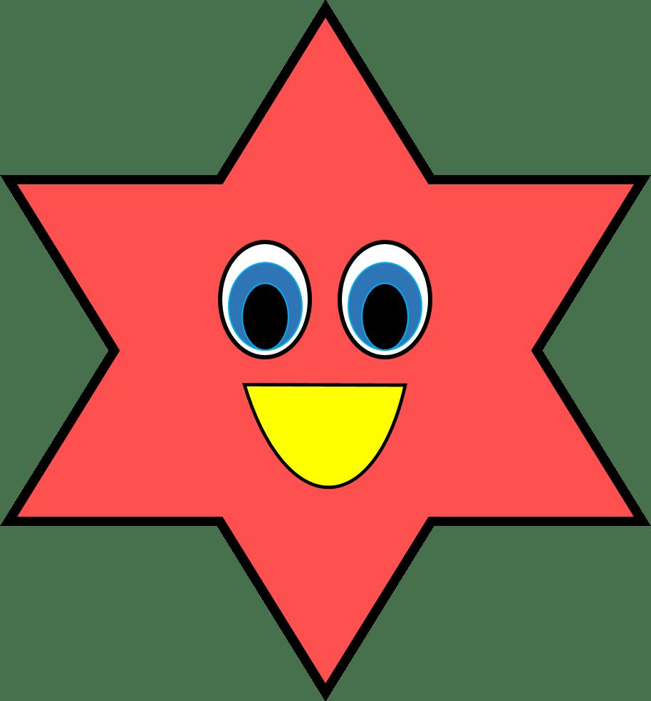 Star shape clipart 1 » Clipart Portal.